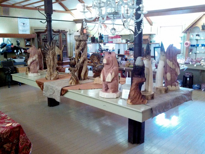 Gallery at Rockfish Gap Country Store
