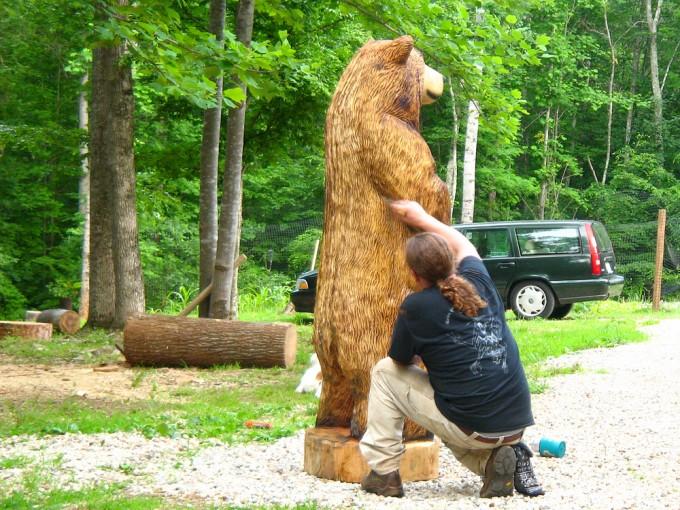 California big bear