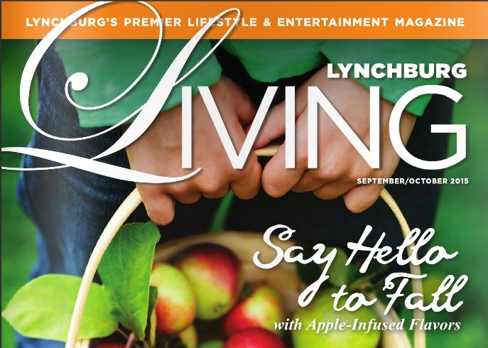 Lynchburg Living interviews Mark