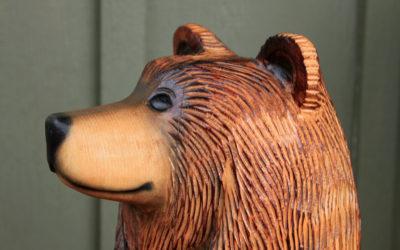 Poppyseed Brown Bear