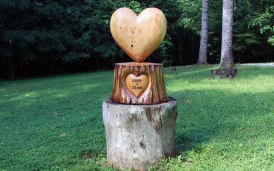 Perfect Love Heart